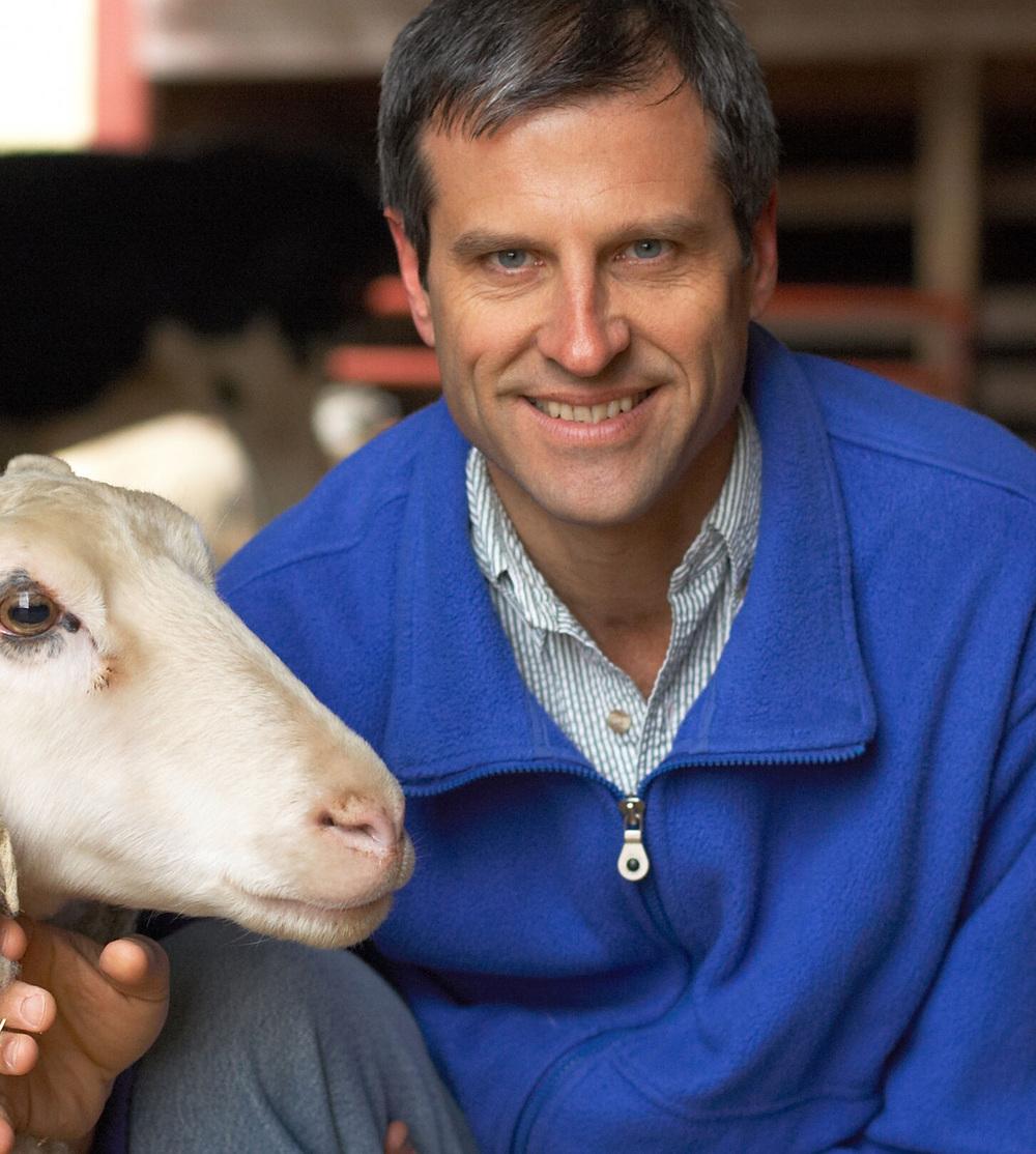 Gene Baur - President and Co-founder, Farm Sanctuary