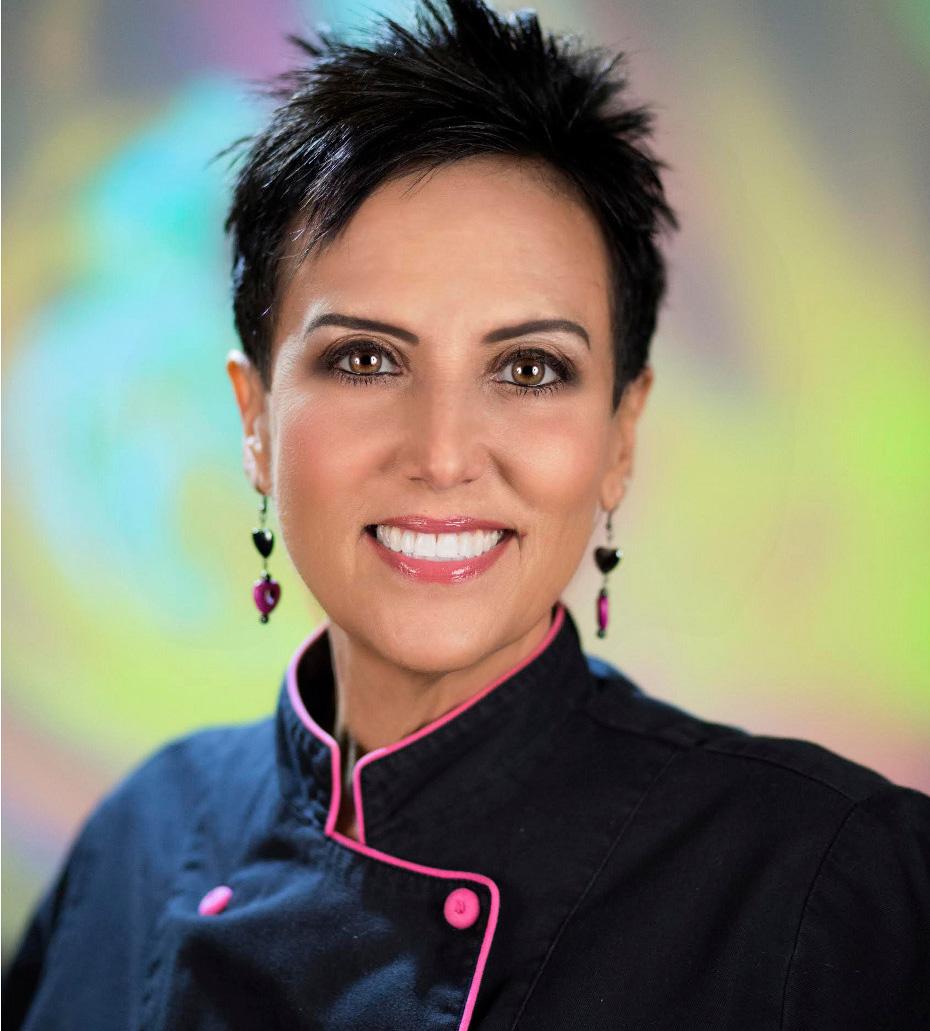Chef AJ - Author, Vegan TV Host, Ultimate Weight Loss Program