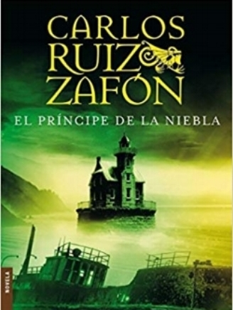 The Prince of Mist  By: Carlos Ruiz Zafón   An eerie young adult mystery/horror novel