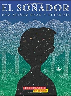 The Dreamer  By: Pam Muñoz Ryan & Peter Sis   Magical tale of a young poet following his heart