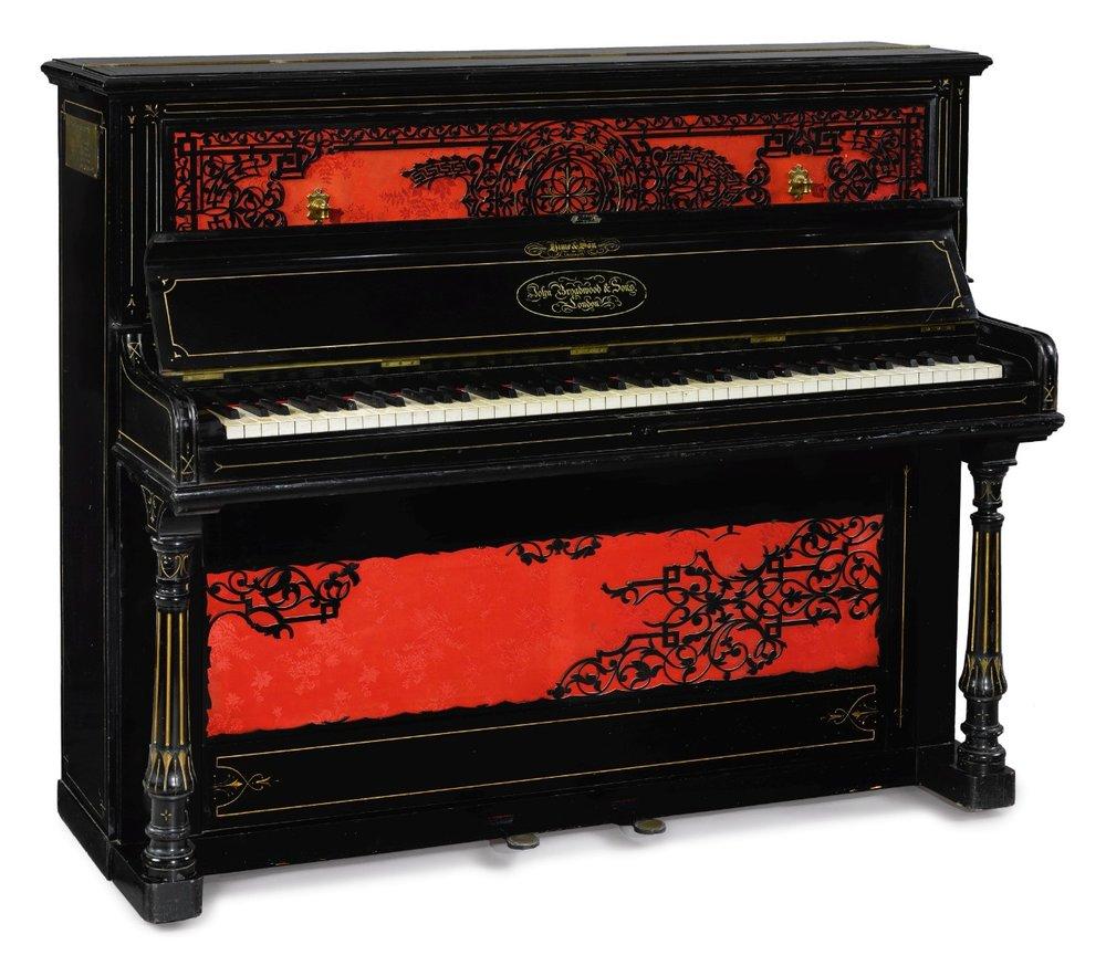 John Lennon's Piano
