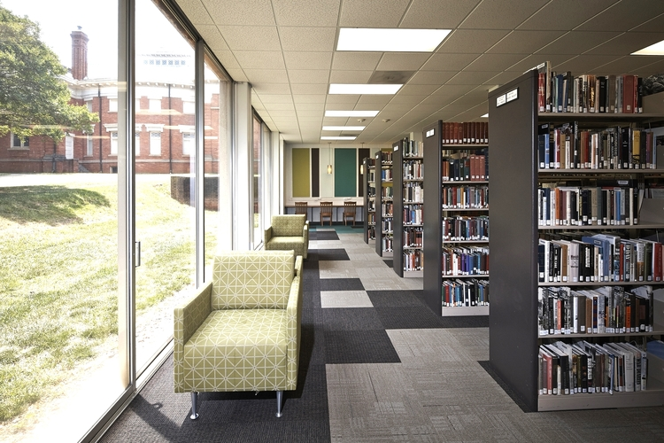 Saint Mary's School Kenan Library  009.jpg