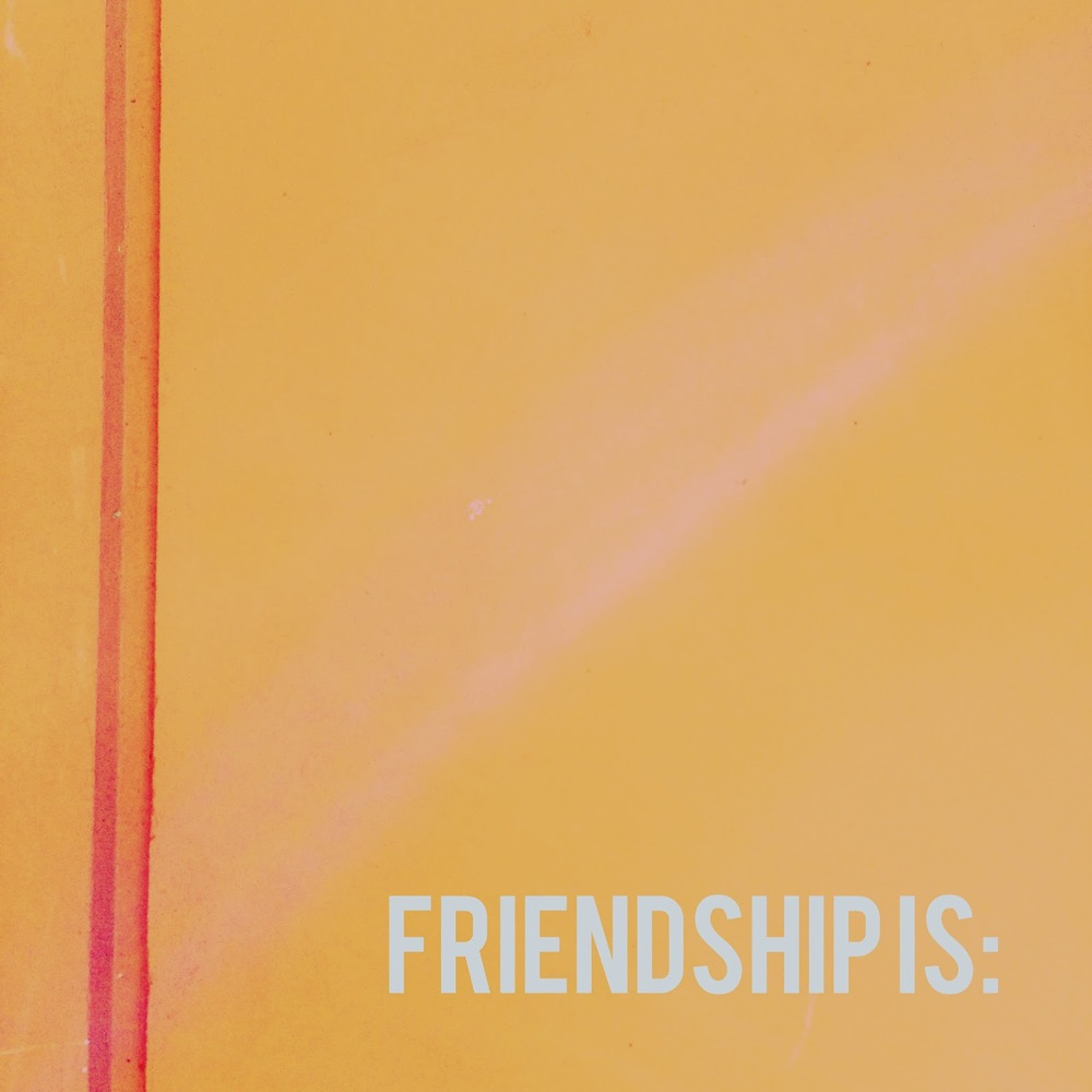 friendship is