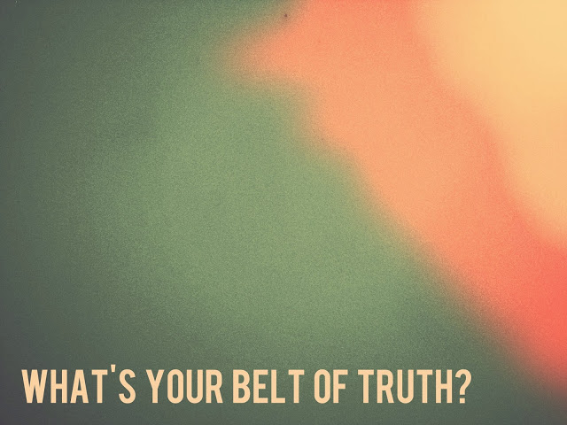 what is the truth you hold onto