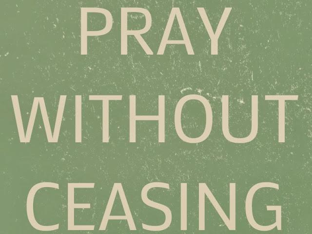 when prayer is hard