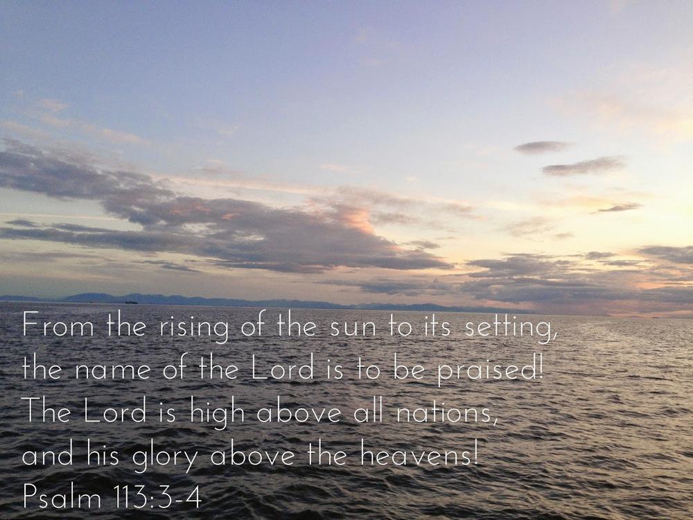 Psalm 113