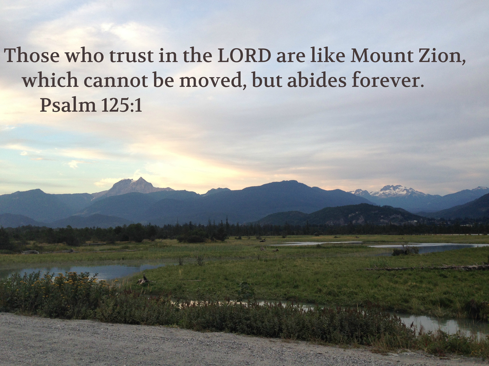 Psalm 125 nadinewouldsay