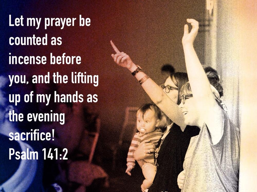 Psalm 141 via nadinewouldsay