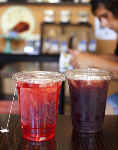 Wildberry Chai & Rose Hip Iced Teas