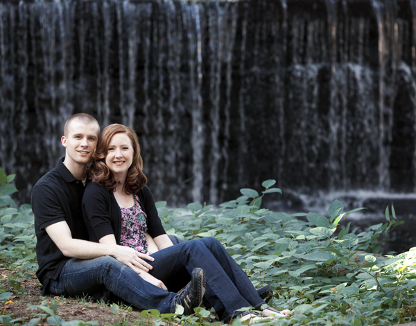 Photographed Steve & Nicole's Engagement Photos earlier this week.