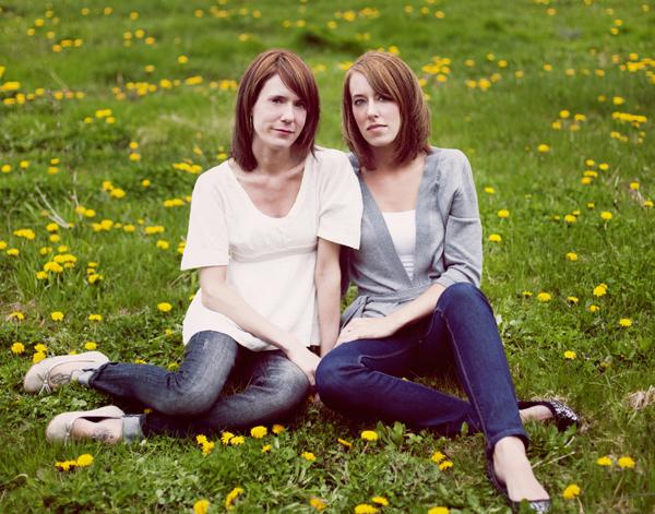 """""""Home Sweet Home"""" Jess & Amy"""