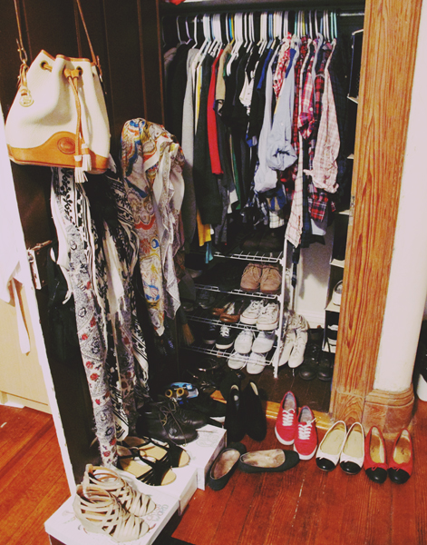 One of my closets