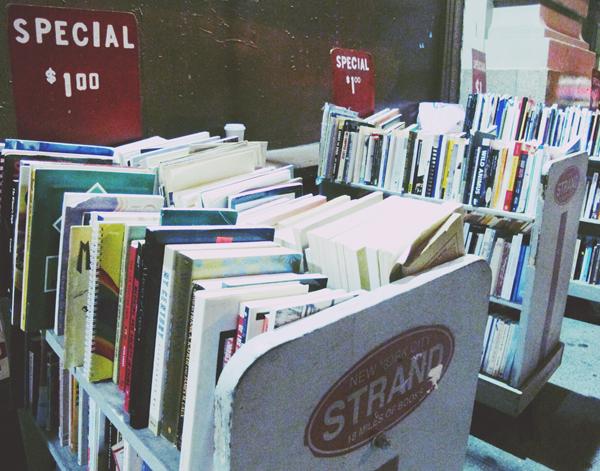 Strand Book Special