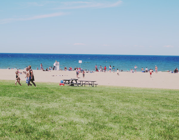 More 4th of July. Hamlin Beach was actually quite nice that weekend!