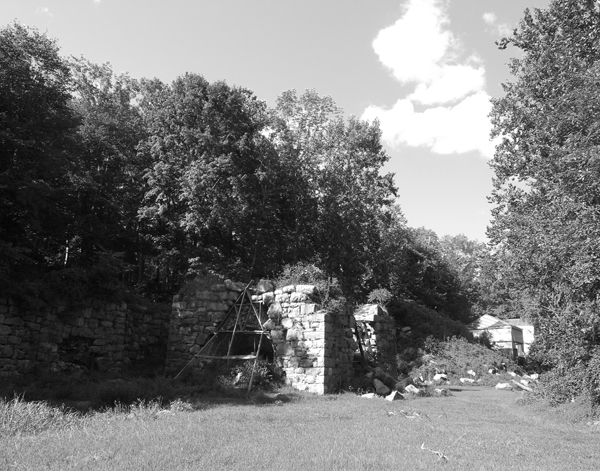 Ruins in northern NJ.
