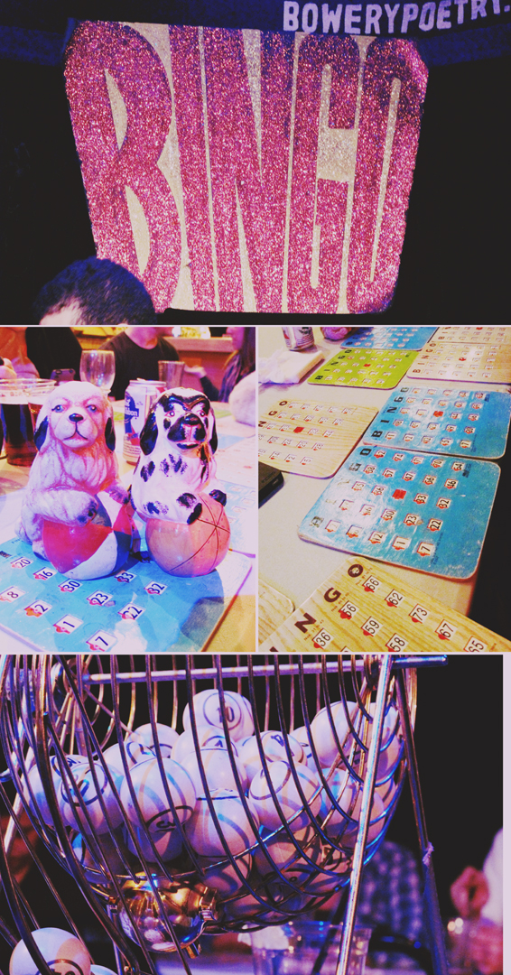 Played Tranny Bingo the other night. Highly entertaining and hilarious.