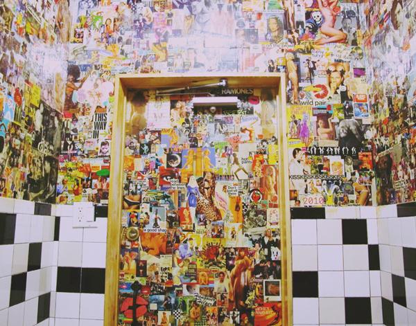 Pine Box Rock Shop Bar in Brooklyn.