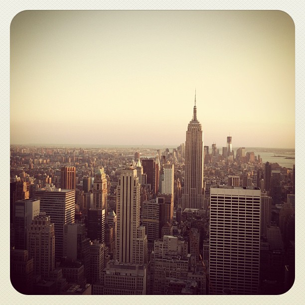 NYC (Pris avec  instagram )