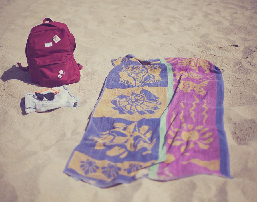 Solo beach sessions   La Cachora Beach