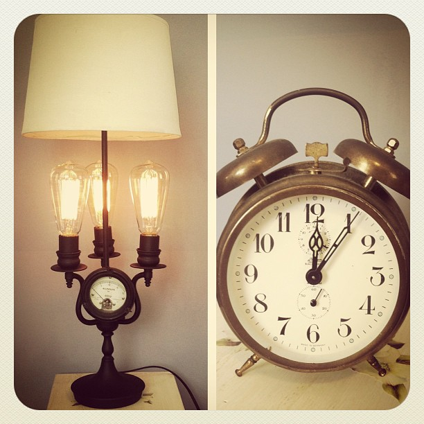 Thrifting finds! #lamp #thrifting #refurbished