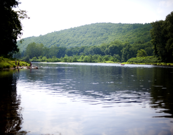 Tony and I spent Saturday at the Delaware Water Gap. Pretty stoked on the place. Need to gather everyone and plan a camping trip asap. Hiking, Rafting, Swimming, Canoeing, Drinking, Etc