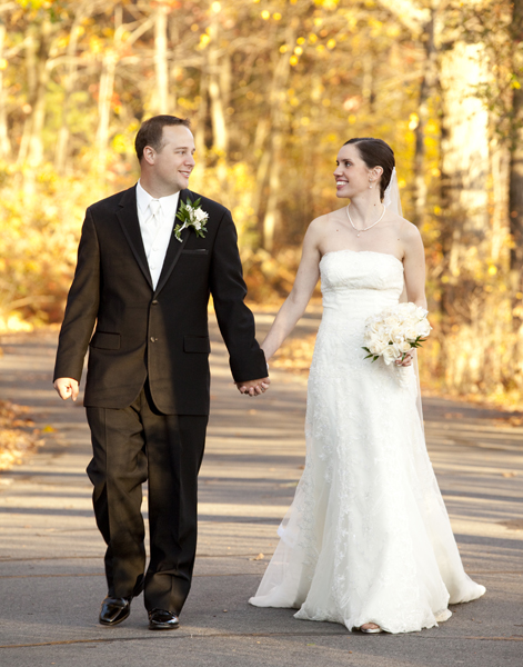 Updated Wedding Website!    http://www.brijohnson.com/weddings/