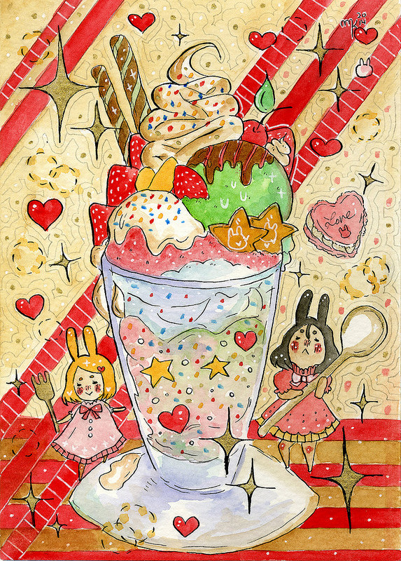 Parfait Party