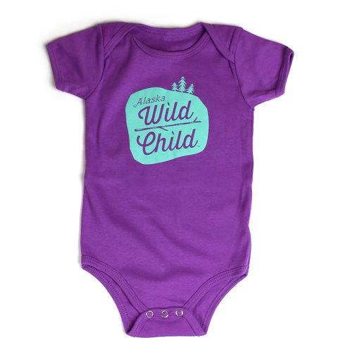 Babies And Kids Alaska Wild Child