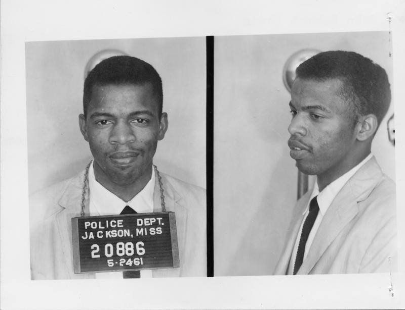 """You must find a way to get in the way and get in good trouble, necessary trouble. To save this little piece of real estate that we call earth for generations yet unborn. You have a moral obligation, a mission and a mandate when you leave here to go out and seek justice, for all. You can do it, you must do it."" —John Lewis at Bates College"