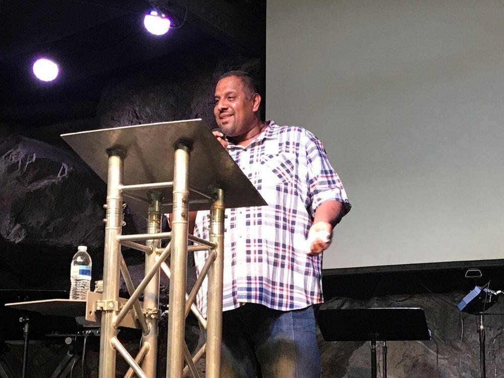 Pastor Carlos -