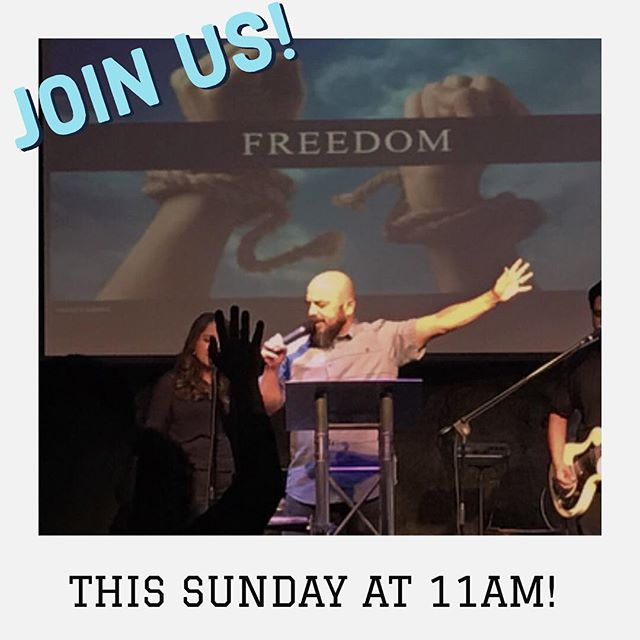 Good morning church! Join us tomorrow for our 11am service. Our Senior Pastor will be giving the message. Let's praise GOD together! See you there!