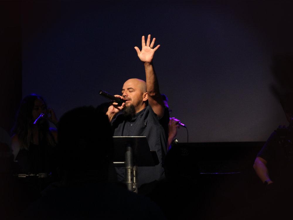 Pastor Joaquin