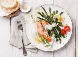 The best spinach stuffed salmon weight loss recipe ever michael science confirms two ways to lose weight fast review ccuart Images