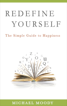 Transform your life with Michael's self-help bookRedefine Yourself here!