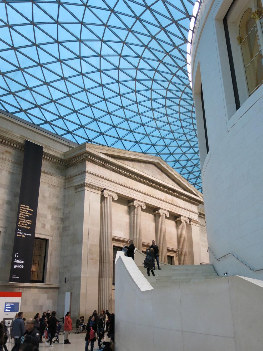 The British Museum (Not Pictured: Hugh Grant)
