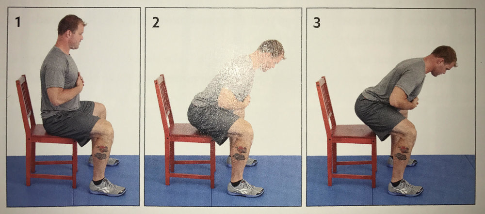 Image 7: Standing Up Out of the Bottom Seated Position
