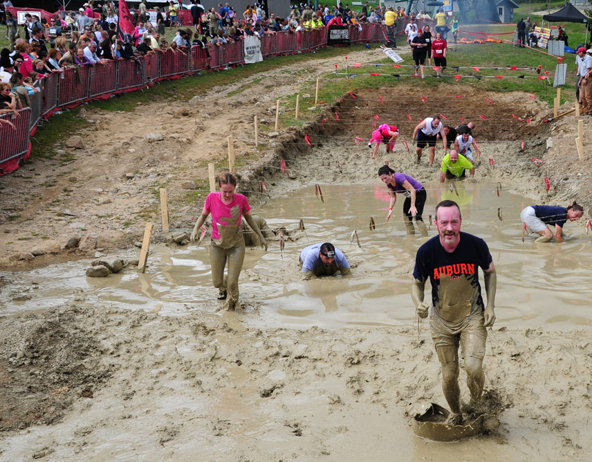 Warrior Dash New Hampshire