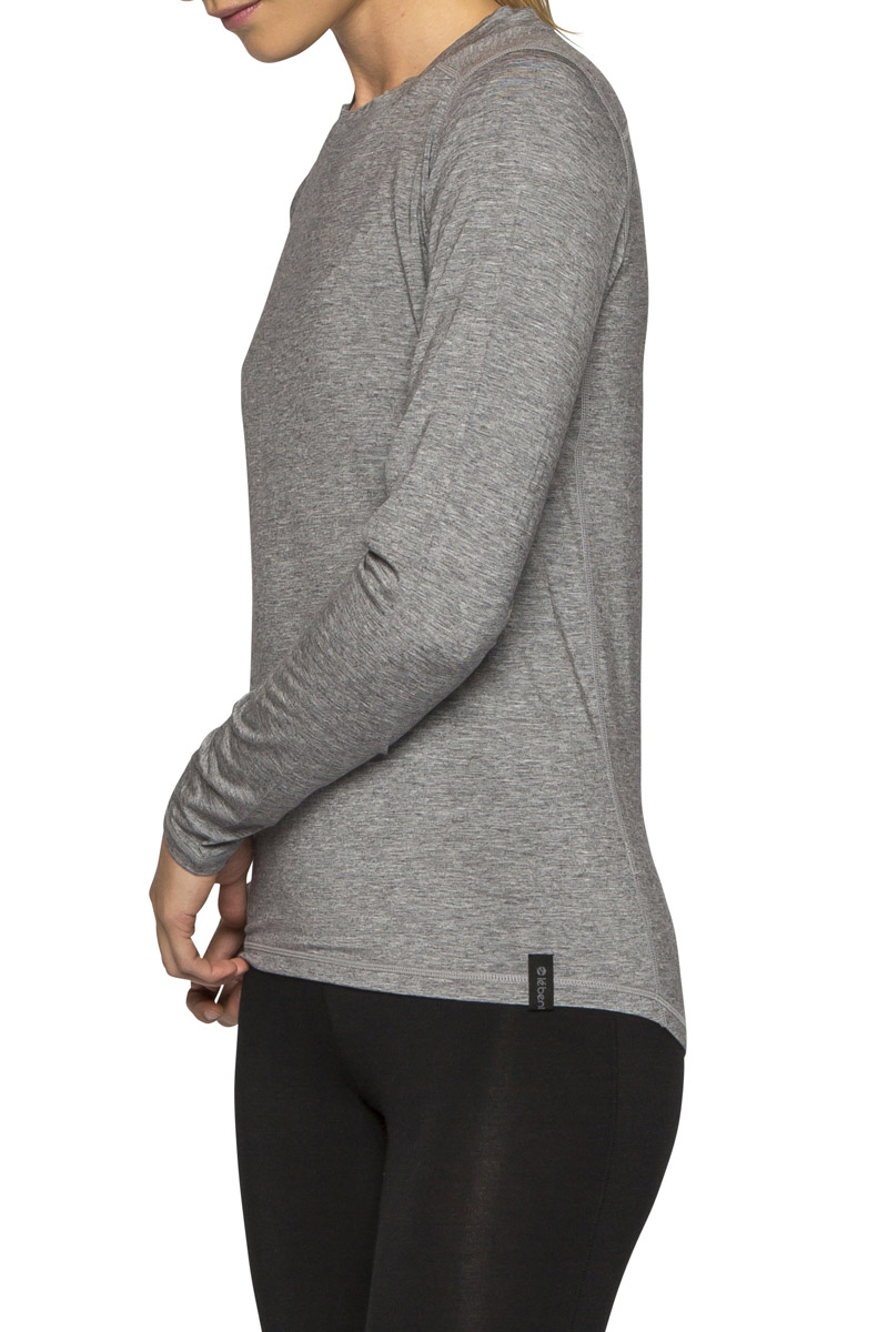 Womens Le Base 260 Midweight Baselayer Crew $119.99