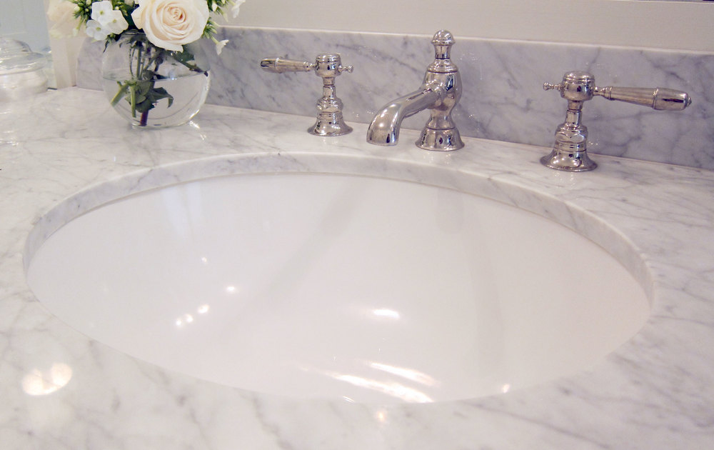Waterworks - Julia Faucet and Savoy sink