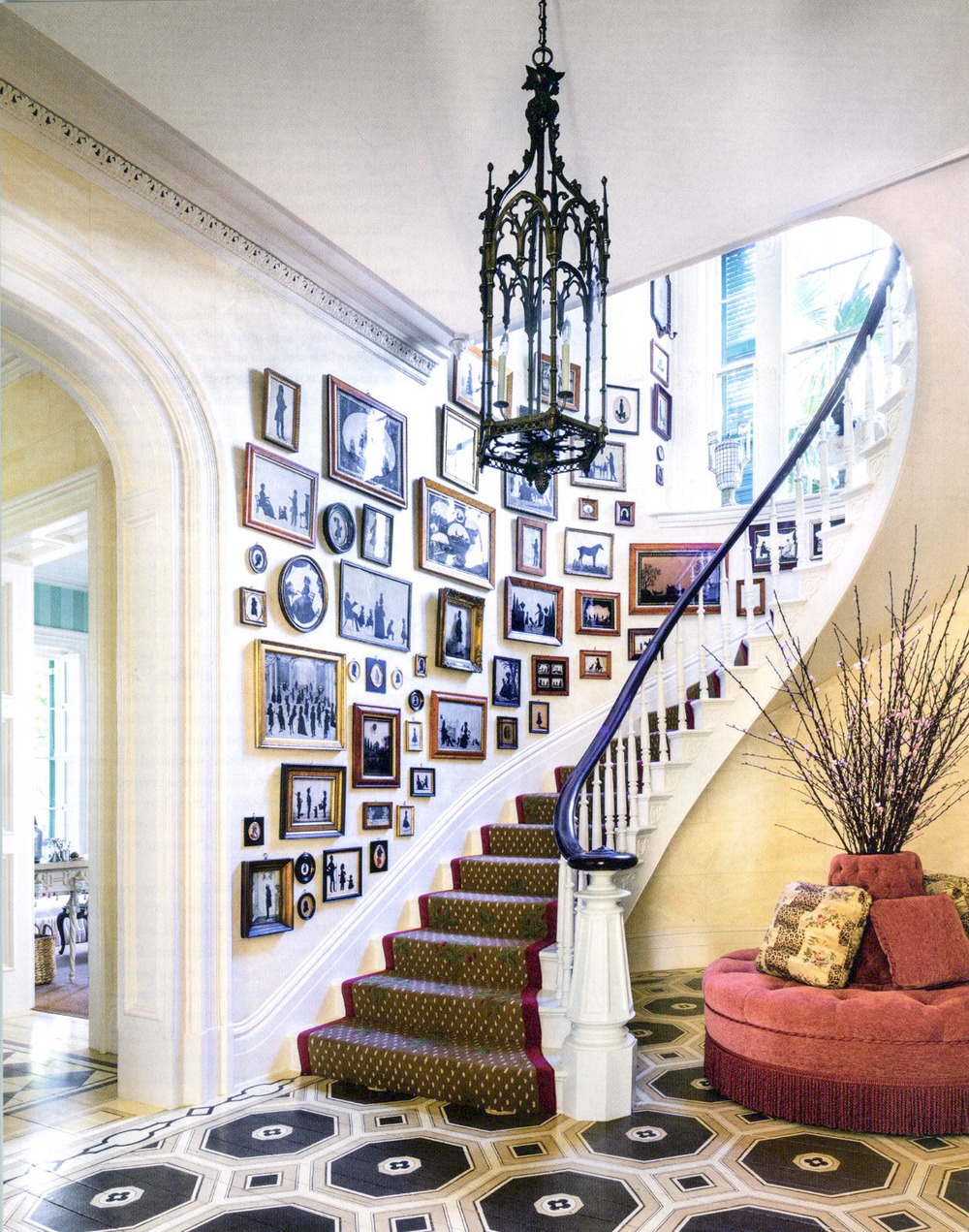 Architectural Digest October 2014 | Photography by Scott Frances