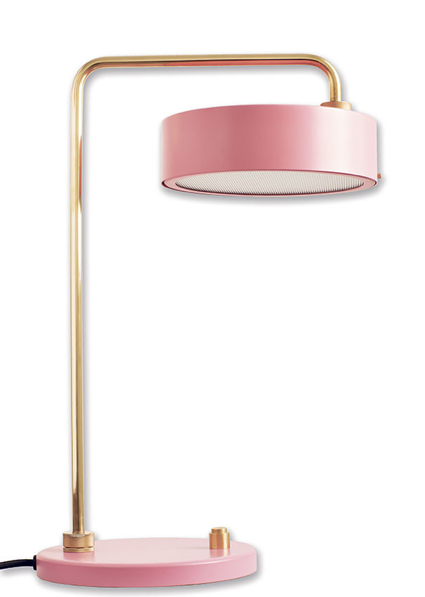 MyDomaine / Studio Lindholdt Petite Machine Lamp