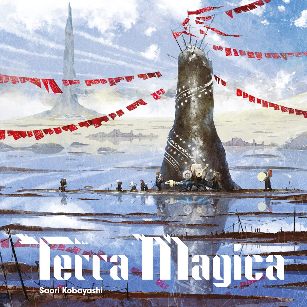 Terra Magica by Saori Kobayashi CD: ¥2,000