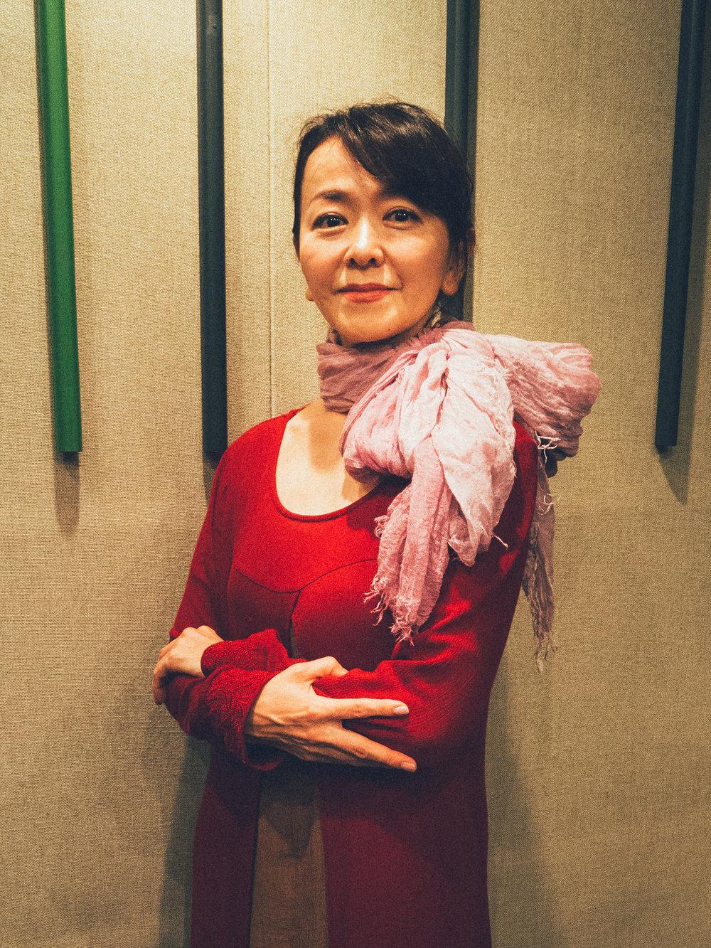 Vocalist Eri Ito