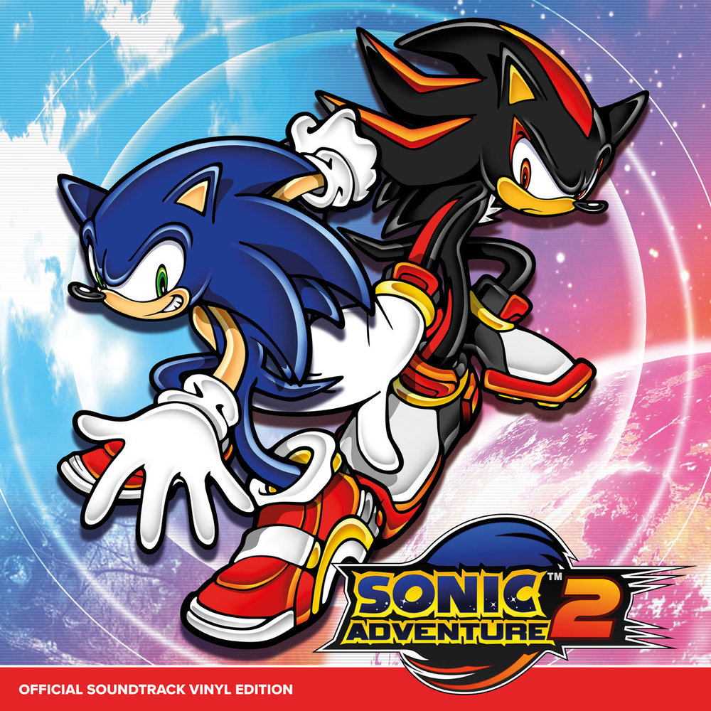 SONIC ADVENTURE 2 OFFICIAL SOUNDTRACK VINYL EDITION LP: ¥5,940