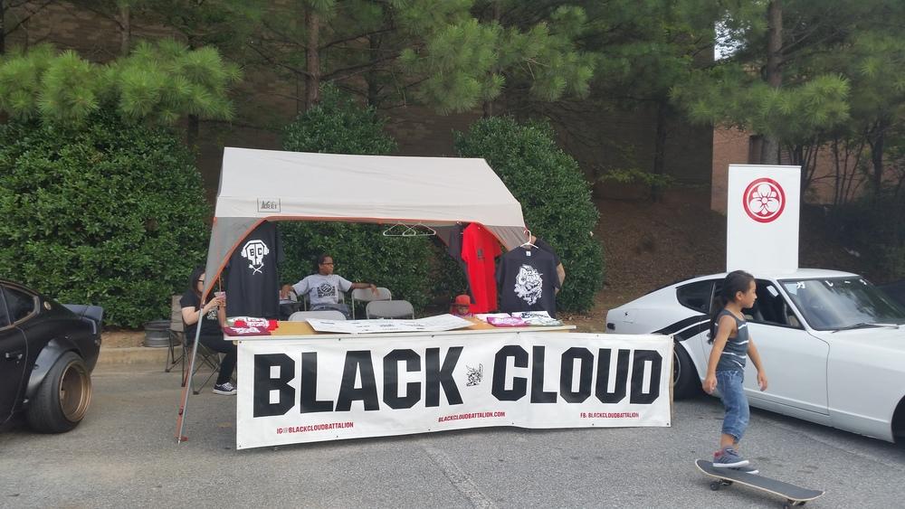 Black Cloud at the last Street Circle event