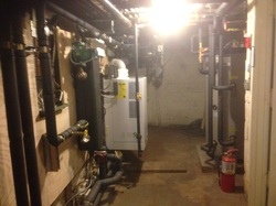 West 89th Street, Manhattan - Viessmann Vitodens 200W
