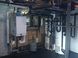 West 116th Street Viessmann Vitodens 200W Boiler Installation