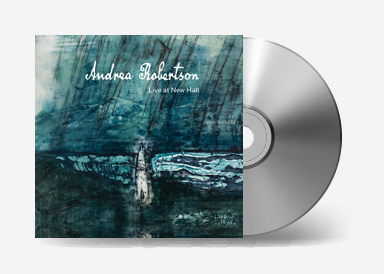 Andrea Robertson, Live At New Hall  Launching 17th May 2019  The third independent album from Andrea Robertson, recorded over two sessions with a captive audience in the beautiful arts space known as New Hall, Point Lonsdale.   Free single available now   https://noisetrade.com/andrearobertsonmusic/id-like-to-think