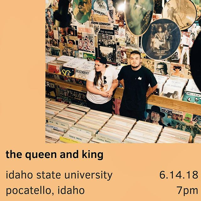 that's right - pocatello. you. us. let's go.