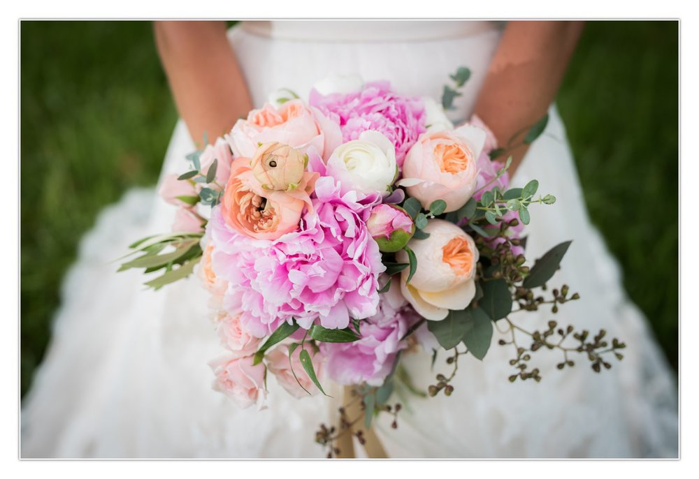 Stunning bouquet by Flowers By Larry, Hendersonville, NC